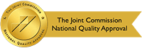 Joint Commission National Quality Approval Gold Seal